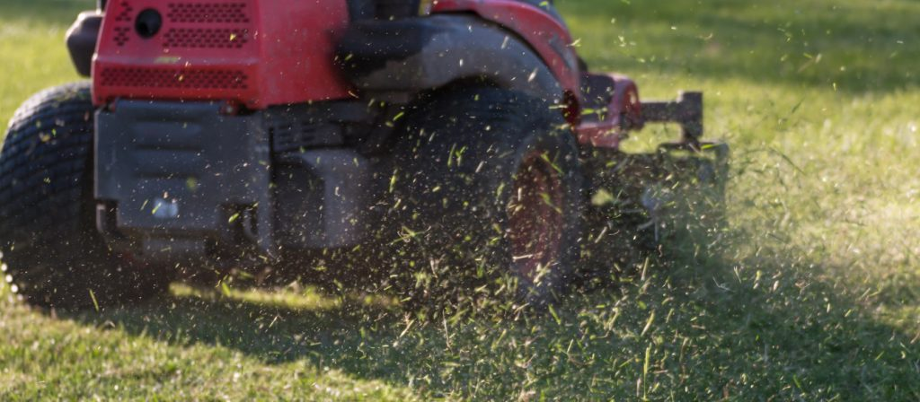 Commercial Lawn Mowing and Snow Removal
